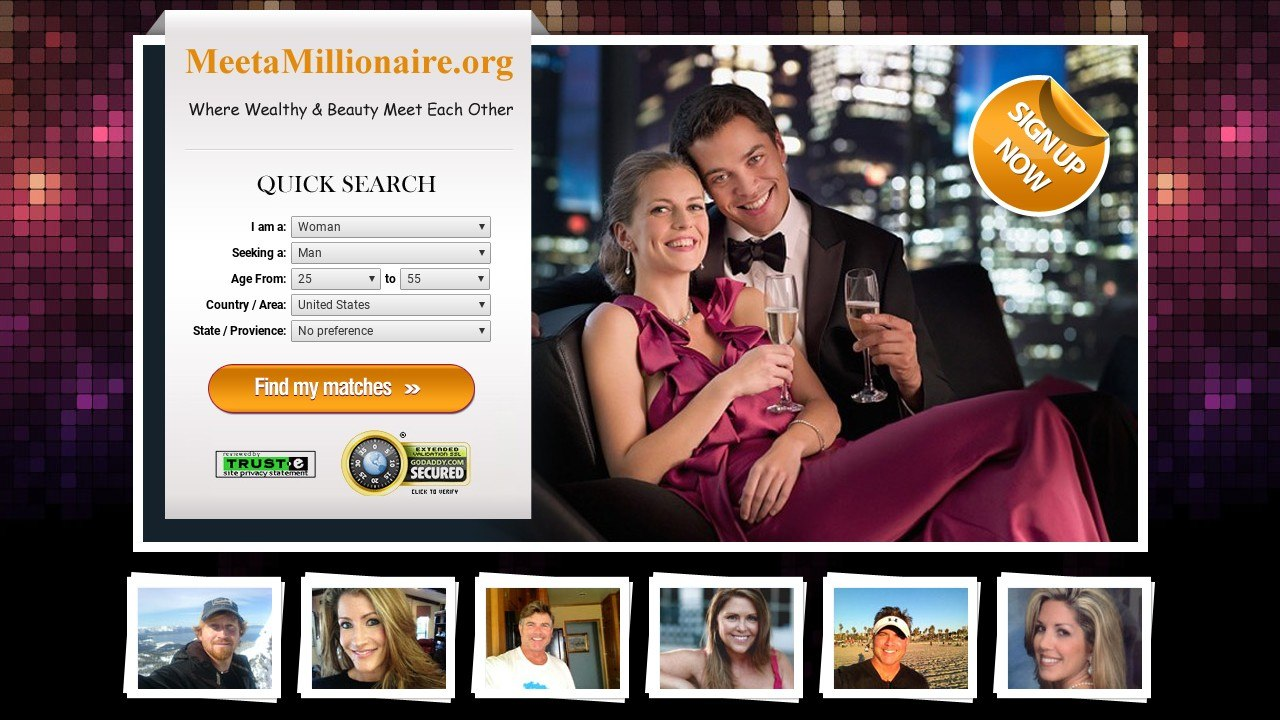Meet A Millionaire Dating Service Post Thumbnail
