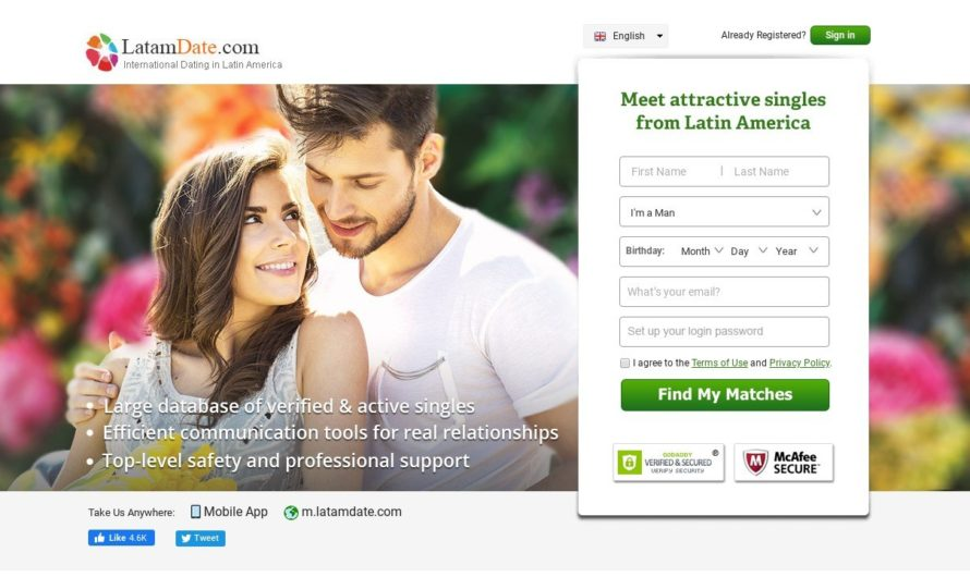 Latam Date Dating Service
