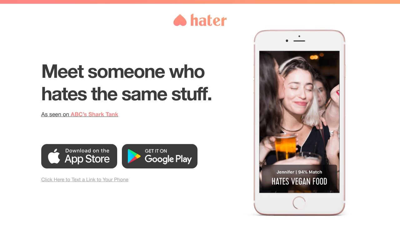 Hater Dating Service Post Thumbnail