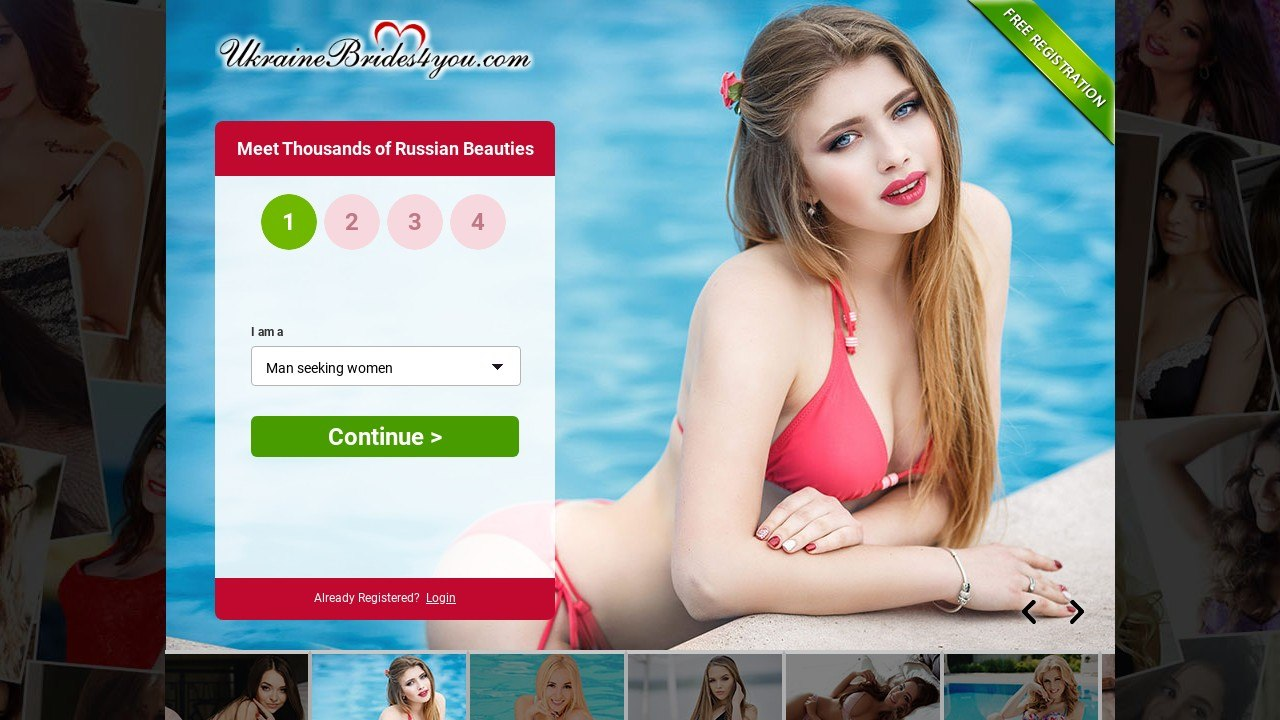 UkraineBrides4you Dating Service Post Thumbnail