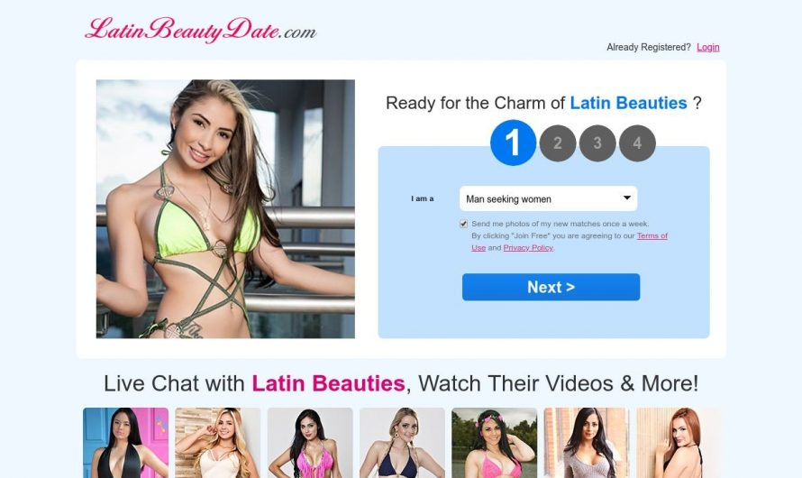 Latin Beauty Date Site Review